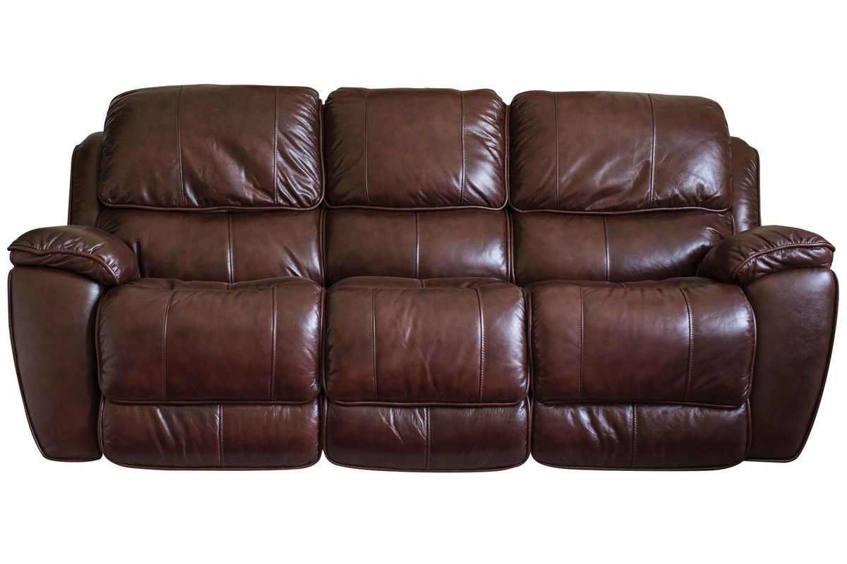 Crosby Leather Reclining Sofa Tan Leather Sofas Reclining Sofa Leather Reclining Sofa