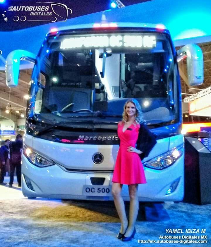 Mercedes benz Marco polo paradiso g7135 Expo foro 2018 México ...