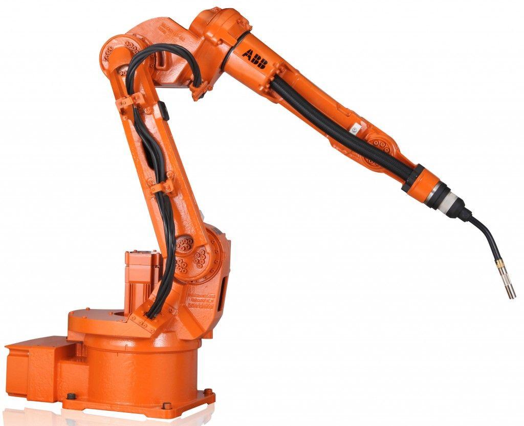 Lean Arc Welding Abb Welding Machine Arc Welding Robot