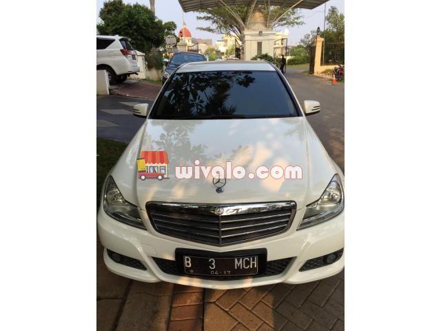 Jual Cepat Mercedes Benz C200 2012 Mobil Mobil Bekas