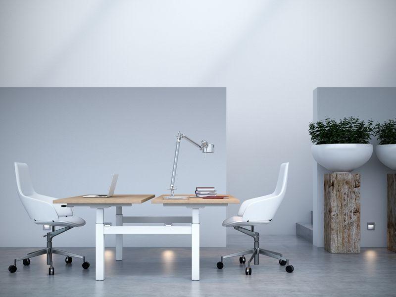 Büromöbel Set von Kembo Double Bürotisch | Büro - Büromöbel ...