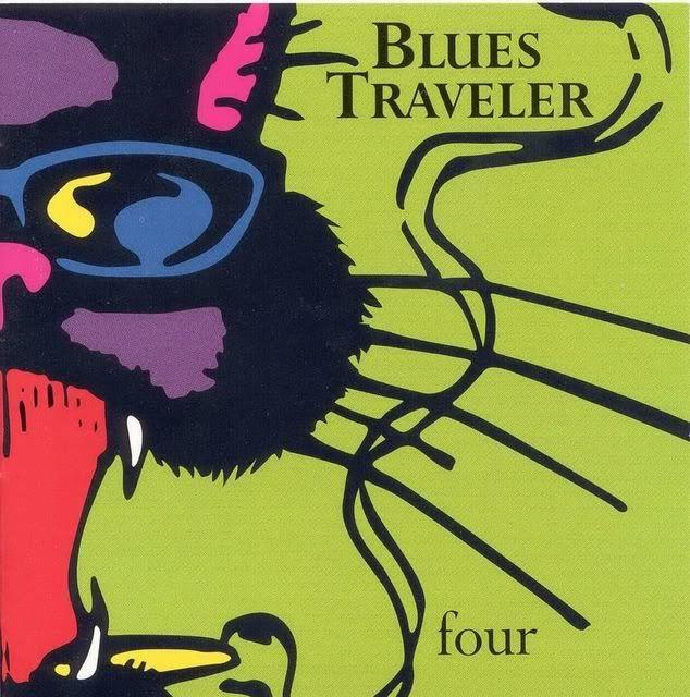 Four Blues Traveler Blues Traveler Blues Travel Album