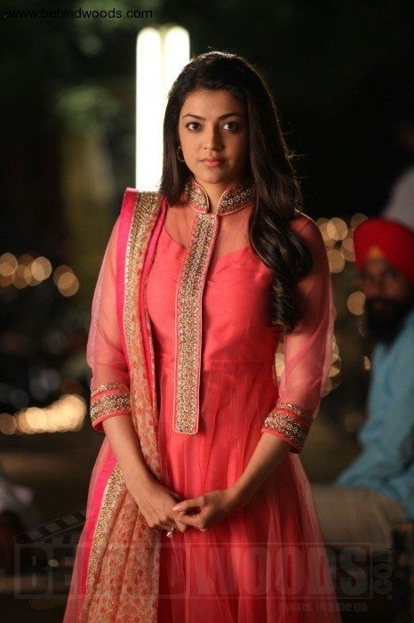 Kajal Aggarwal Aka Kajal Agarwal Photos Stills Images Attire Women Bollywood Girls Simplicity Dress