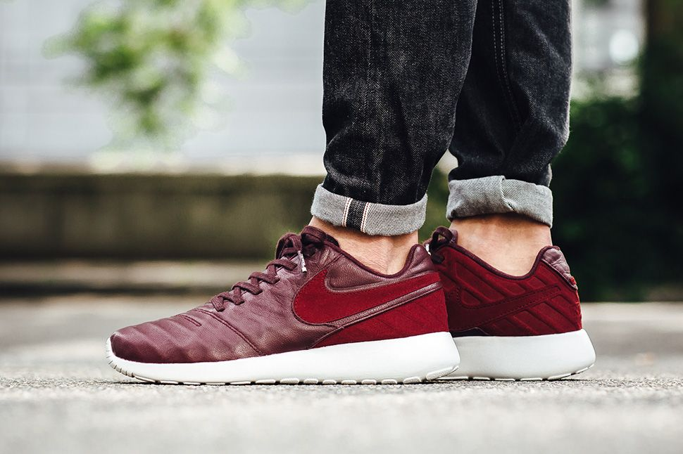 4cd3ce035360c ... Night Maroon Colors The New Nike Roshe Tiempo VI ...