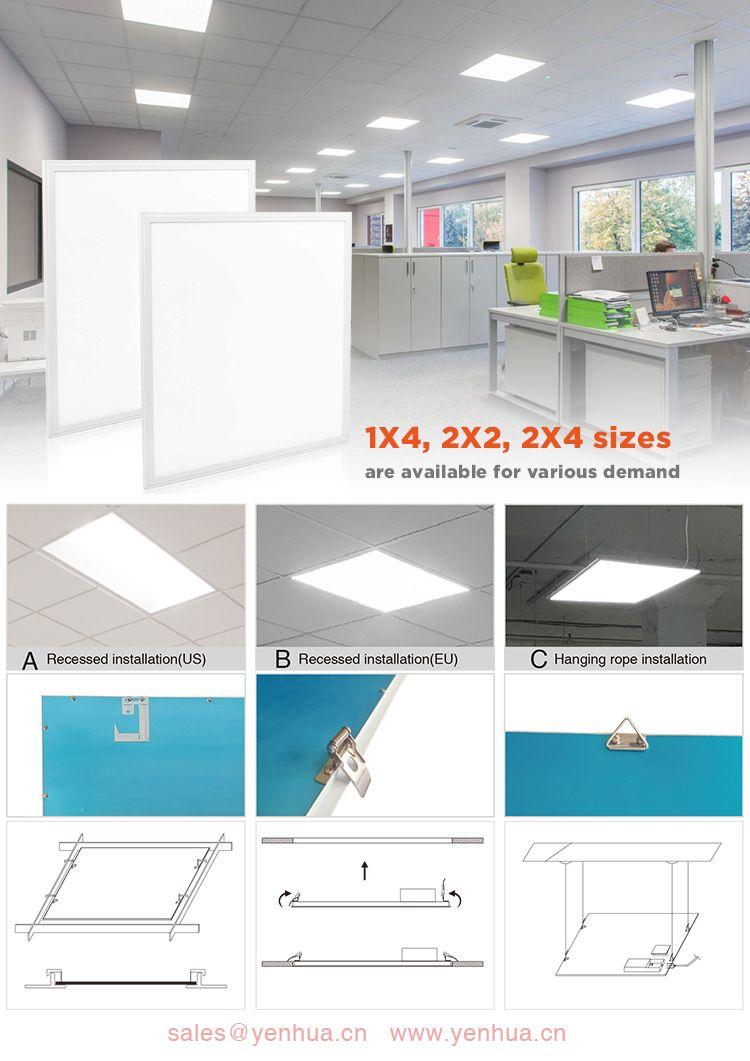 Led Panel Light Can Reduce 60 70 Electricity Consumption Than Traditional Light Led Panel Light High Bay Lighting Led Lights