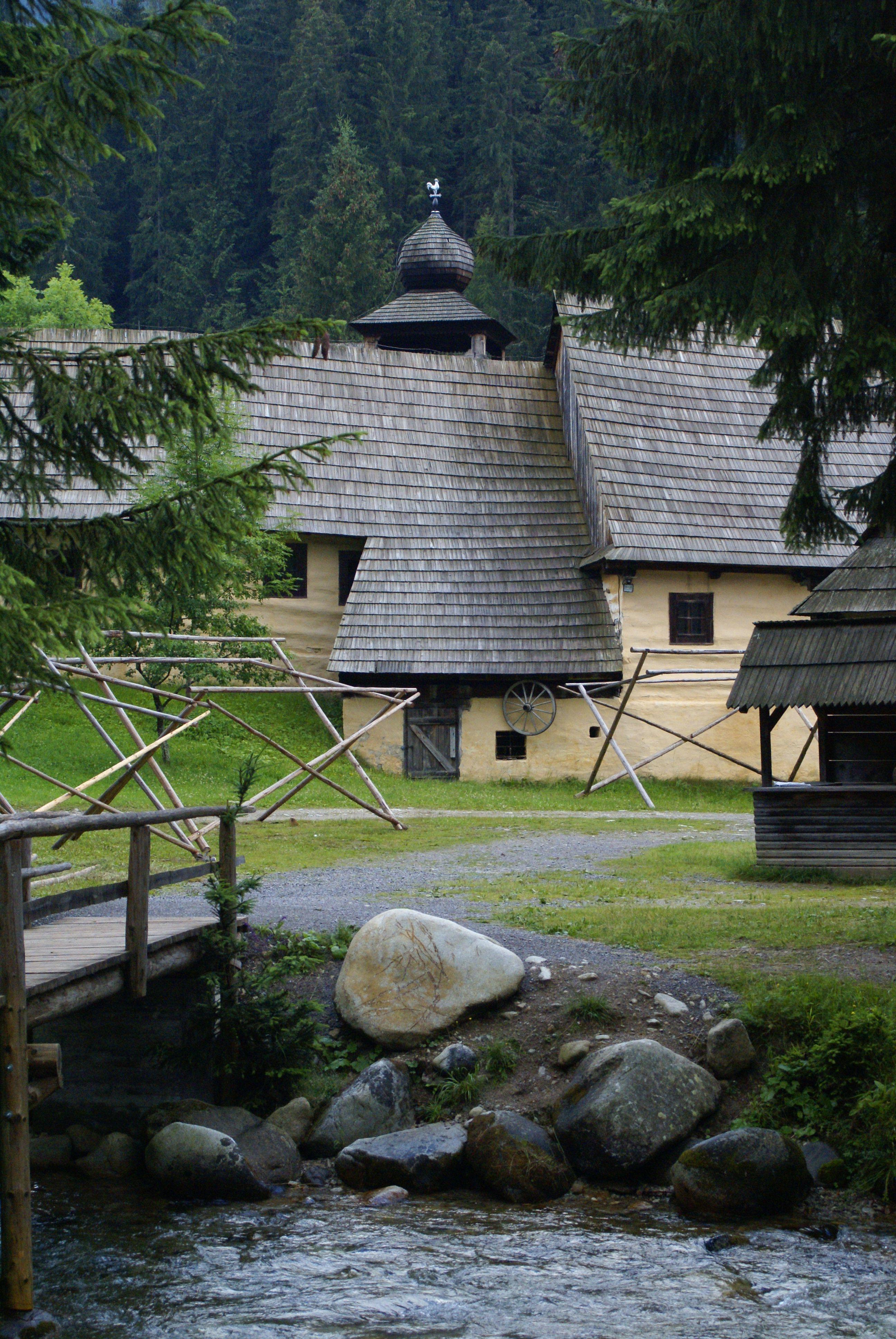 Zuberec - Open air museum