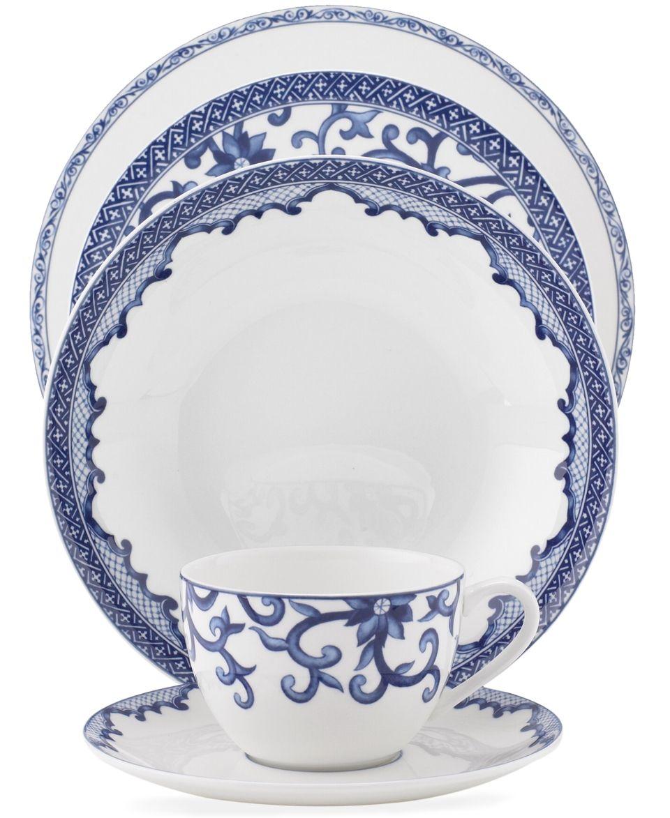 Lauren ralph lauren home vajillas pinterest for Vajillas porcelana clasicas