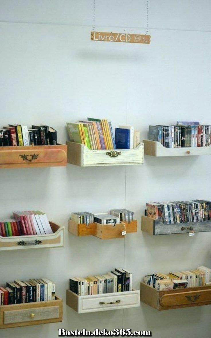 Außergewöhnlich tolle DIY-Projekte Palettenregale und Designideen #zuhausediy