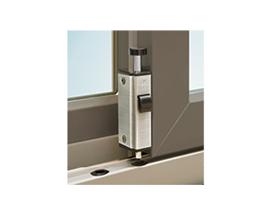 Patio Door Accessories Auxiliary Foot Lock For Anderson Gliding Doors Door Handles Door Accessories Patio Doors
