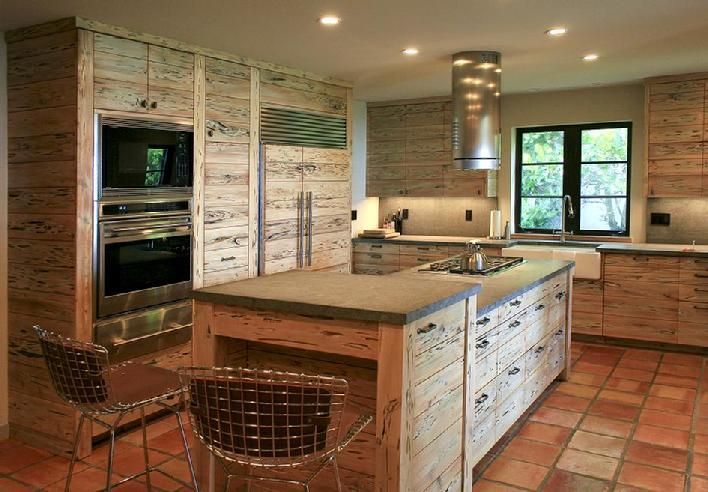 Pecky Cypress Cabinetry & Pecky Cypress Cabinetry   Kitchens...the heart of every home. in ...