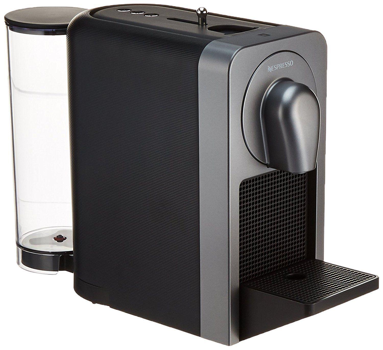 Nespresso C70USTINE Prodigio Espresso Maker, Titan