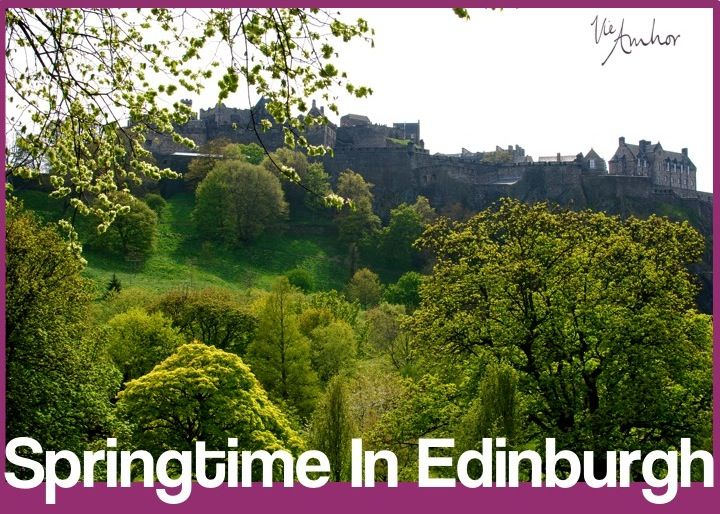 Vie Amhor (With images) | Edinburgh, Edinburgh castle ...