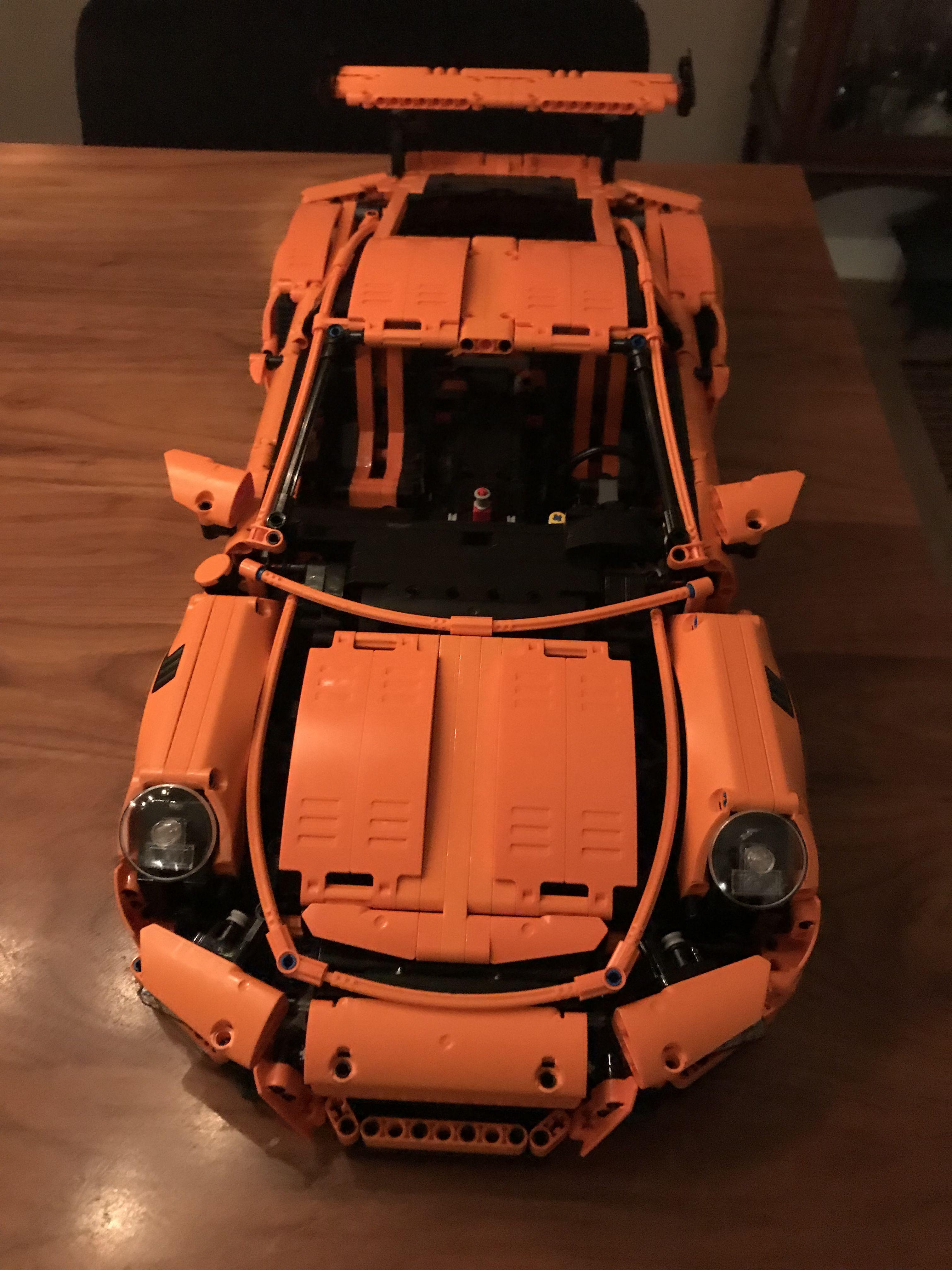 Lego Porsche Auto