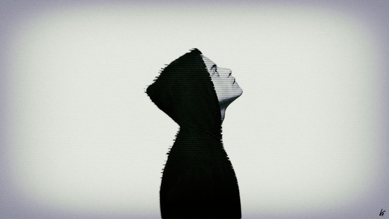 Mr. Robot, Elliot, Artwork, 4K (horizontal) | Glitch art ...