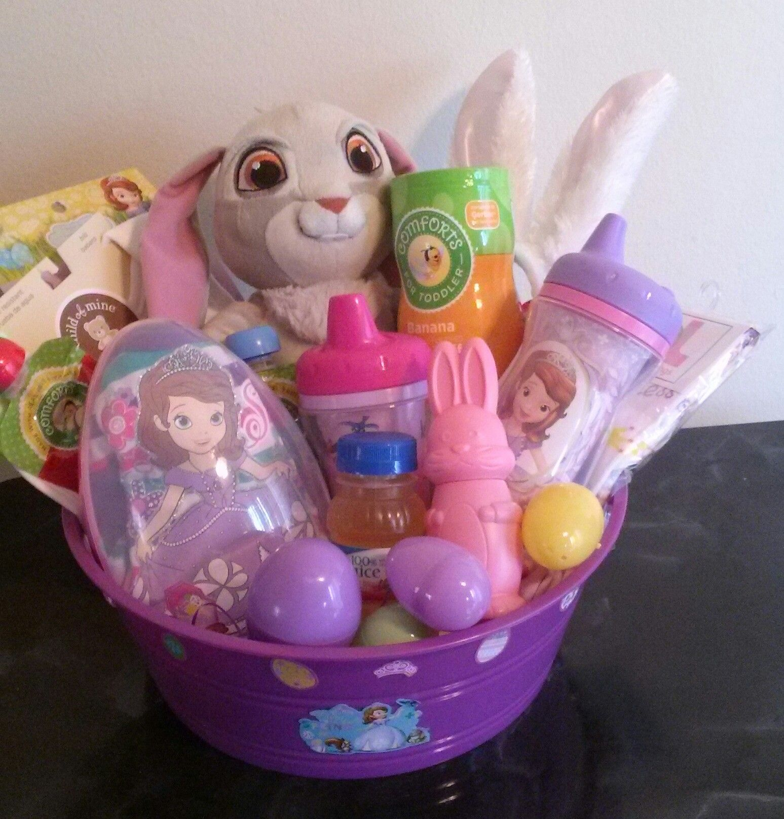 Easter basket ideas for 8 month old girl my blog pinterest easter basket ideas for 8 month old girl negle Gallery