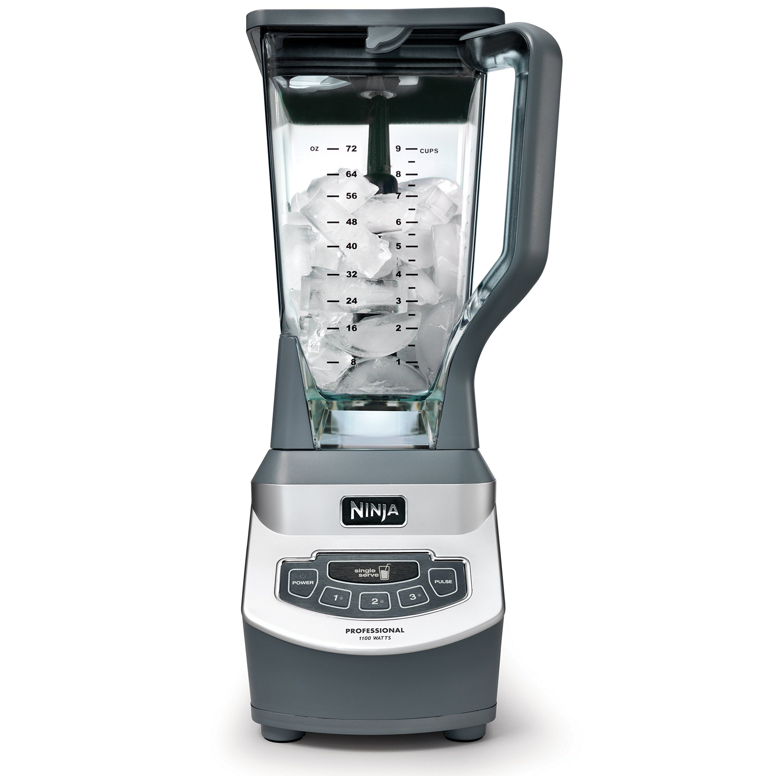 Ninja Professional Countertop Blender With 1100watt Base 72oz