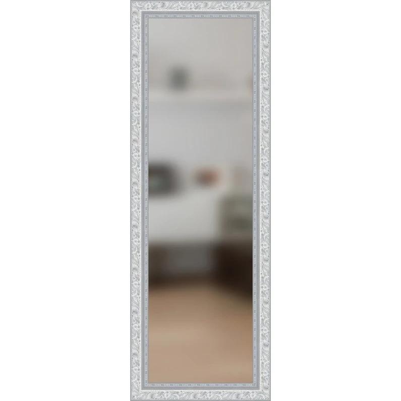 miroir louise gris l 40 x h 140 cm