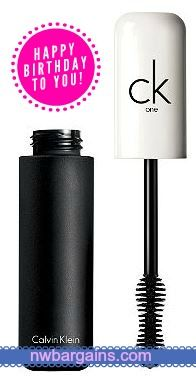 Receive a FREE full-size CK One Mascara from ULTA.  http://bit.ly/1eQVS00