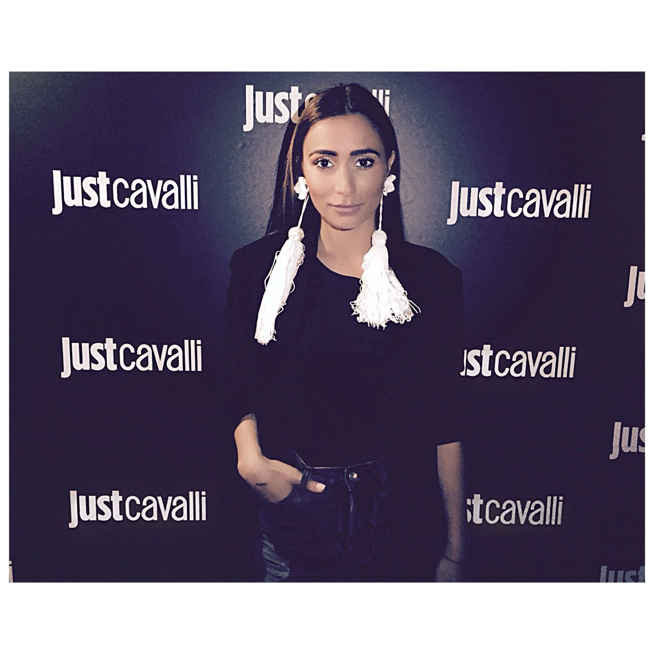 @justcavallimilano private party  #milan #mfw #kisterss #justcavalli #RobertoCavalli