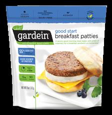 Meatless Breakfast Patties   Gardein