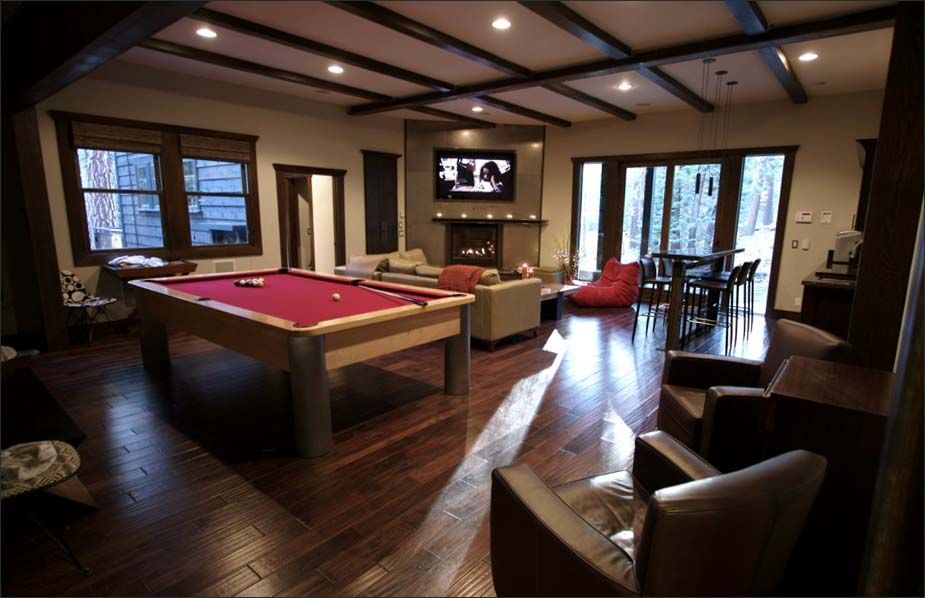 15+ Epic Rec Room Ideas Decoration For Your Family Entertainment