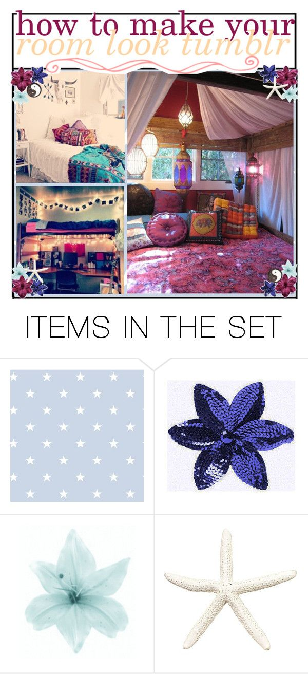 """How to make your room look tumblr"" by abbycrisafi ❤ liked on Polyvore featuring art and abbys_tips"