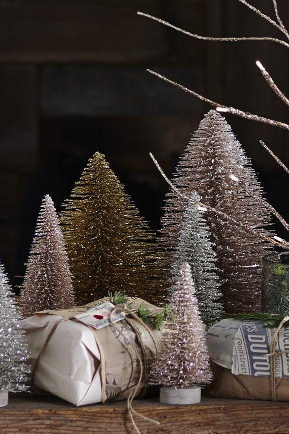 Enchanted Forest Trees | Enchanted forest, Tree, Christmas ...