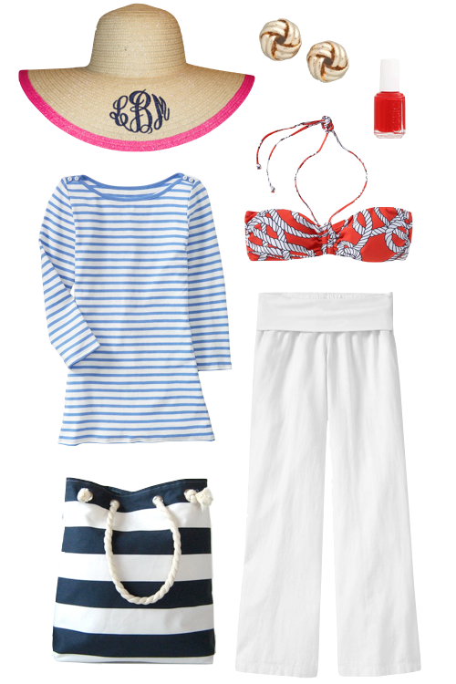 Fun beachy items