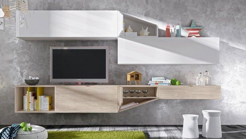 47 idées déco de meuble TV | Salons, Living rooms and Room