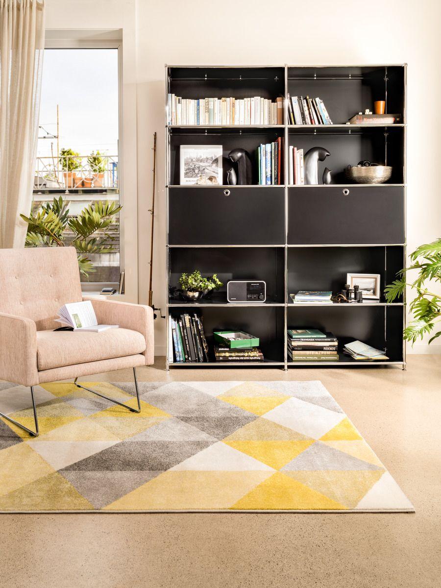 tchibo wohnzimmer mobel : Micasa Wohnzimmer Mit Regal Flexcube Individuell Konfigurierbar