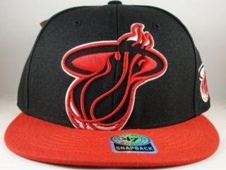 9f2fd388f62 47 brand snapback Miami Heat hats