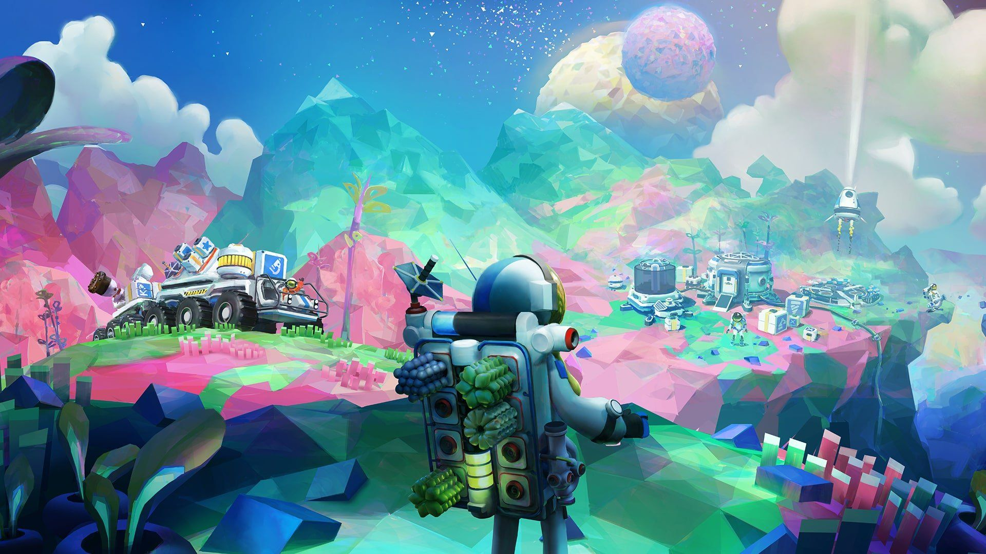 Astroneer Playstation 4 Version Coming Later This Year Systems Art Game Art Playstation