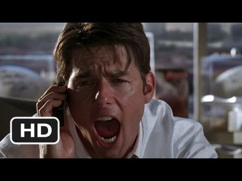 Tom Cruise Jerry Maguire Show Me The Money