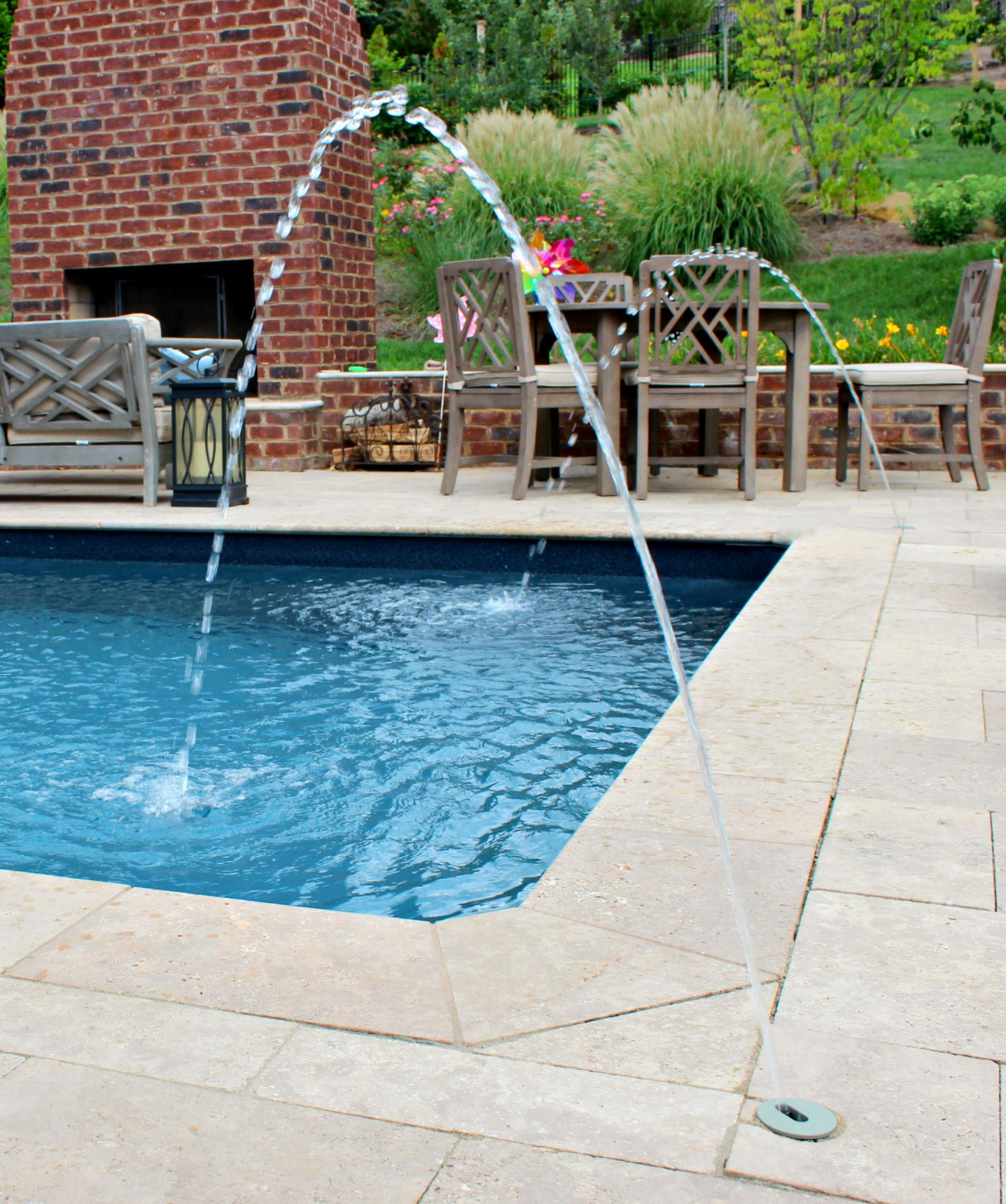 Amazing Before & After Transformation  Gunite Concrete Pool Renovation