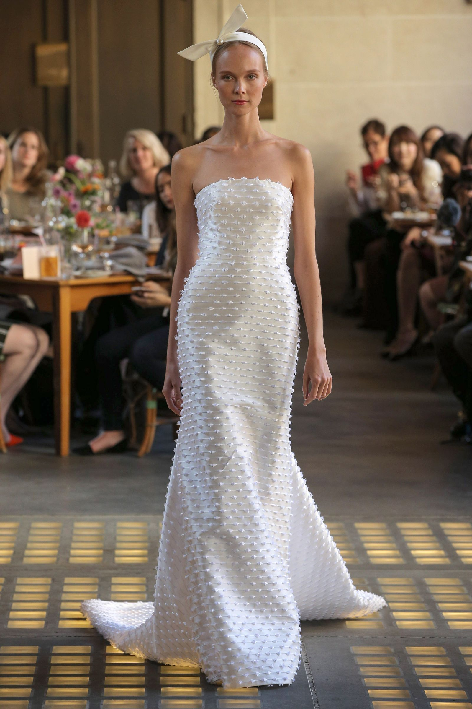 50 of the most beautiful gowns from Bridal Fashion Week ...