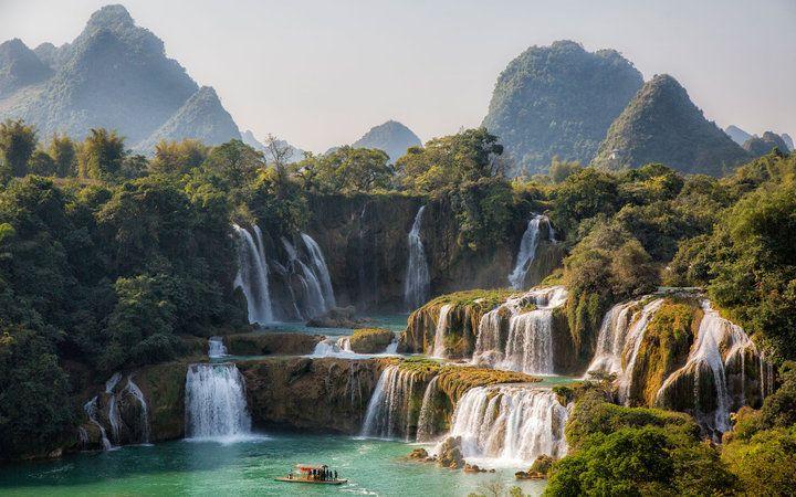 AweInspiring Waterfalls To See Before You Die Vietnam Asia - 10 waterfalls to see before you die