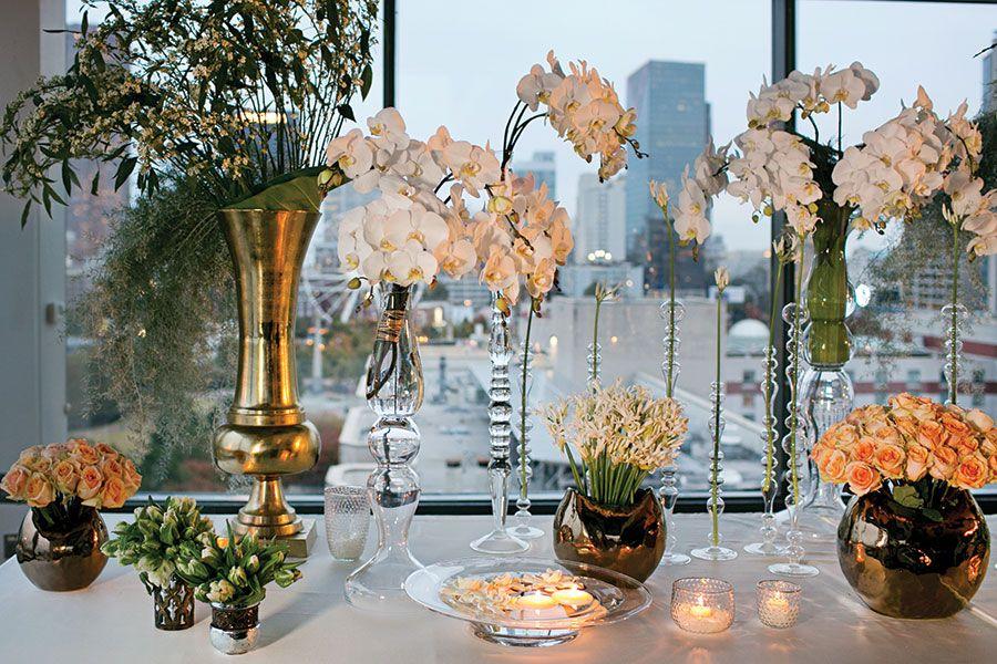 wedding centerpieces fake flowers%0A Flowers