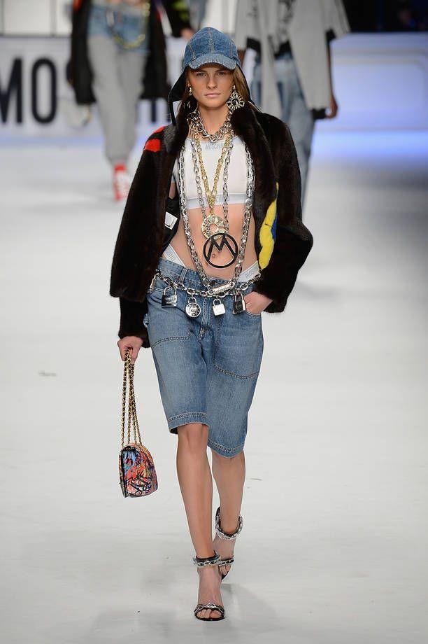 ultima moda lucentezza adorabile assolutamente alla moda Collezione Moschino Autunno Inverno 2015/2016 | Outfit con ...