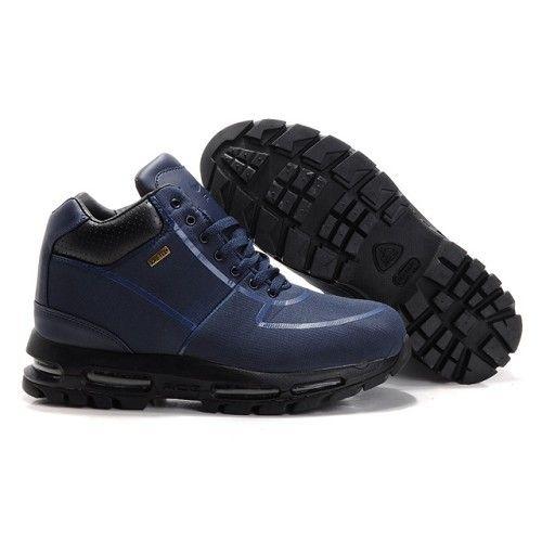 Top Seller Nike ACG Air Max Goadome Men Mesh Boots Navy/Black 1016 For  $73.00