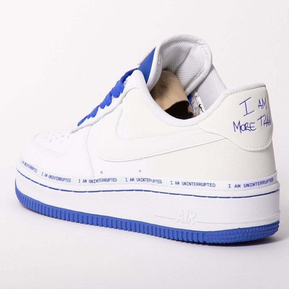 Air Force 1 Uninterrupted More Than Nike News