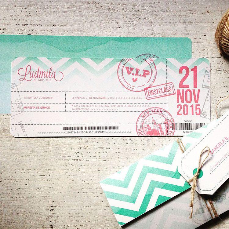 Tarjetitas Tarjetas De Fiesta Tarjetas Invitacion