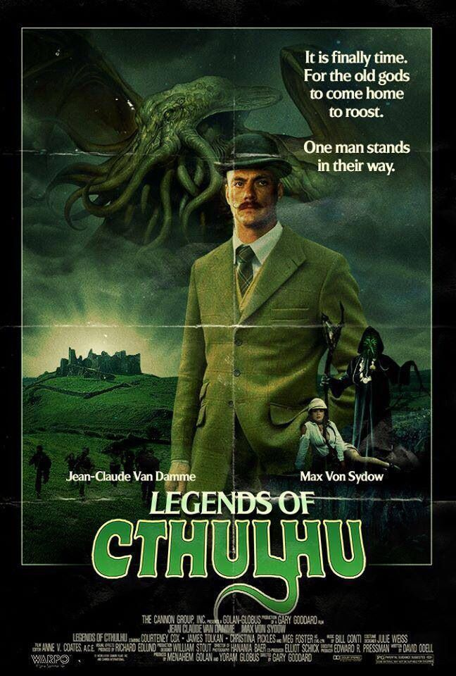 Pin by Warpo Toys on Legends of Cthulhu in 2019   Lovecraft
