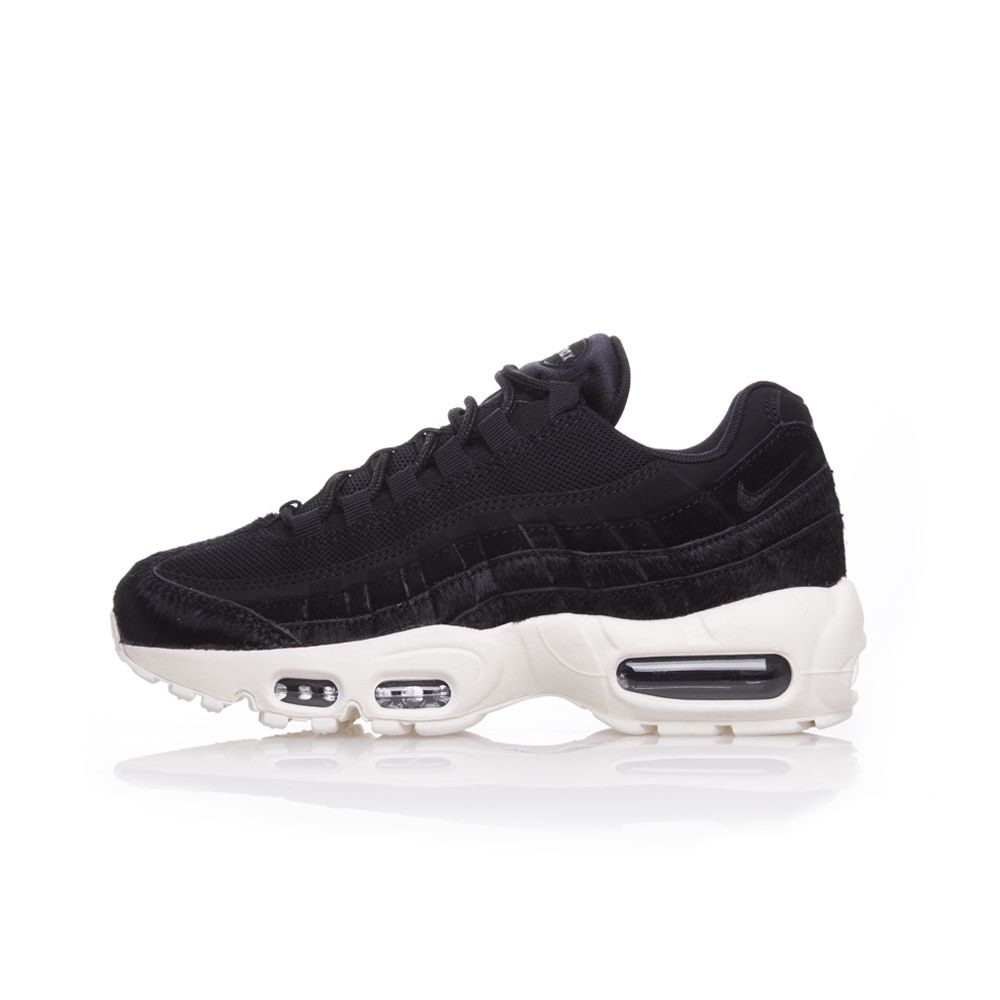 NIKE WMNS AIR MAX 95 LX PONY HAIR AA1103 001 | Shoelosophy