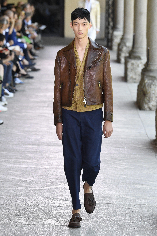 f7141ab9b2 Pal Zileri Spring 2019 Menswear Fashion Show | Men's Style | Mode ...