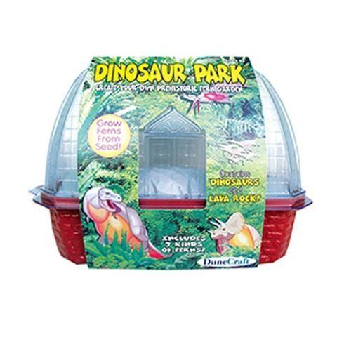 Dinosaur Park Windowsill Greenhouse Dinosaur park