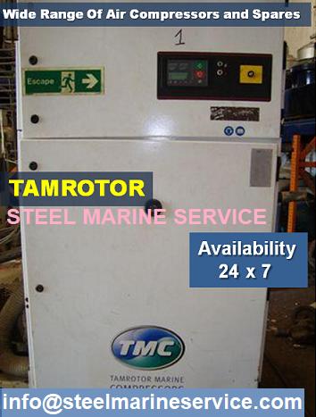 Air Compressor TAMROTOR Spares… | TAMROTOR TMC/TAMRATOR TMC-EWA
