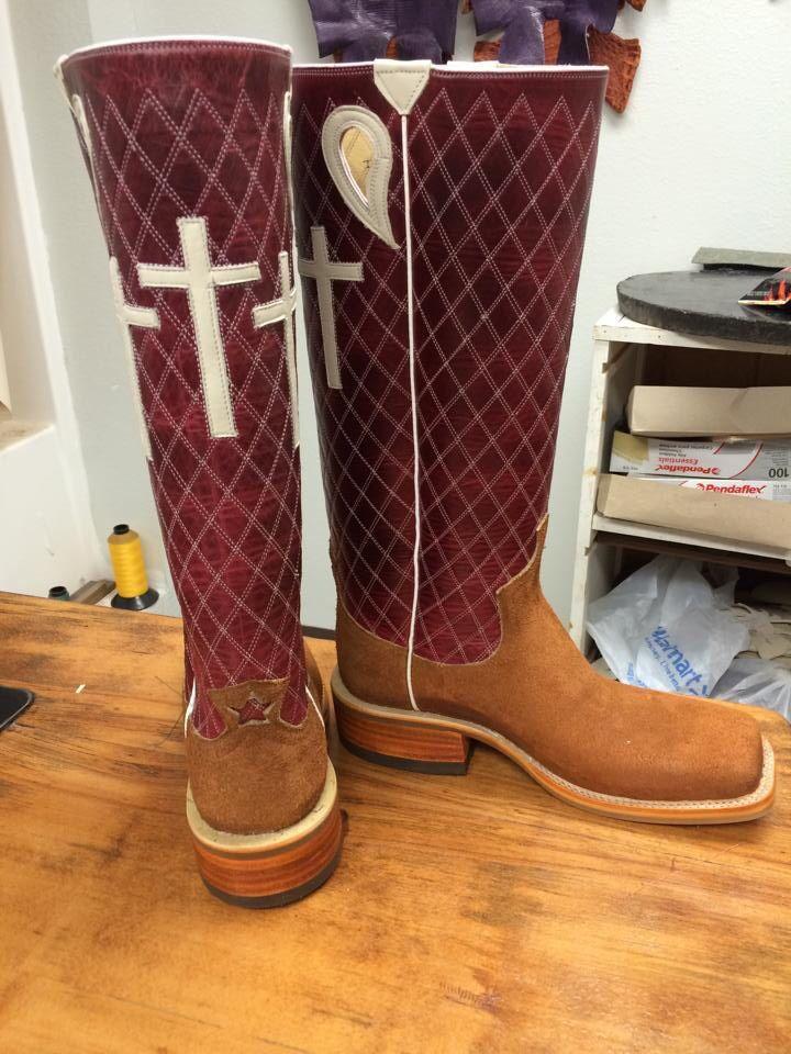 d6d2fdd80c4 Punchy Bustamante's | Punchy in 2019 | Buckaroo boots, Boots, Custom ...