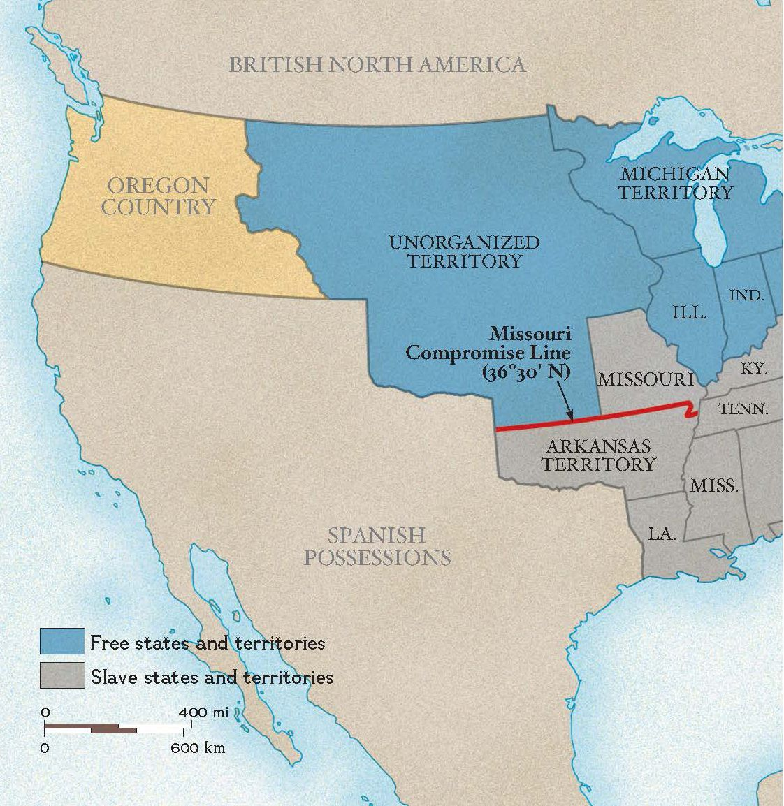 Louisiana purchase The main issue of the