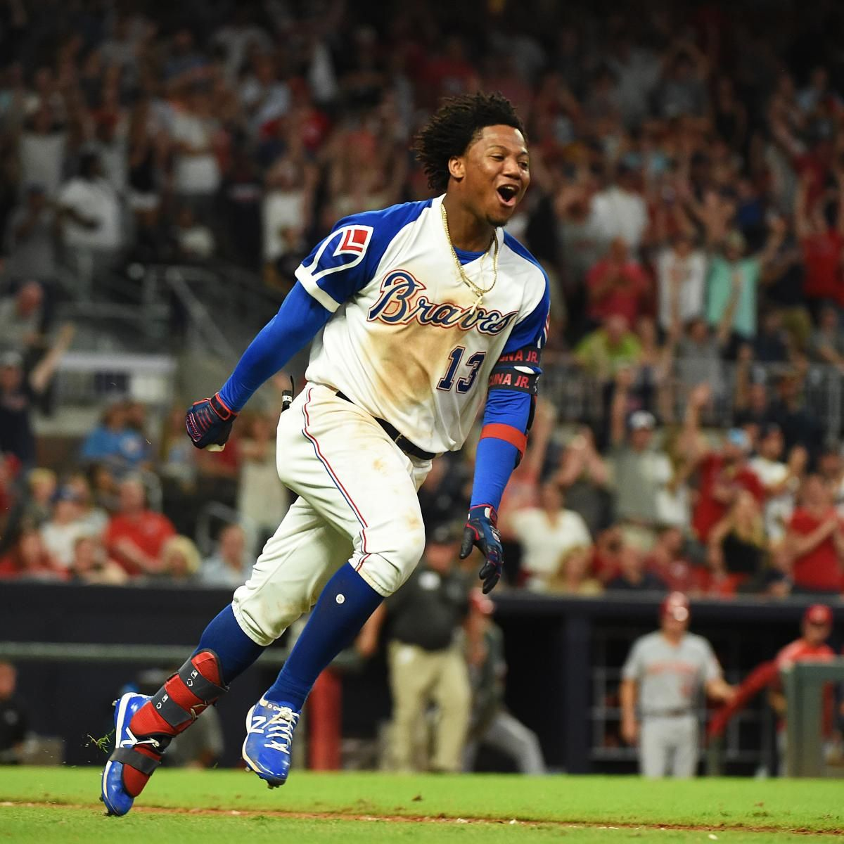 'The Beast' Is Born: 21-Year-Old Ronald Acuna Jr. Is the New King of the ATL | Bleacher Report | Latest News, Videos and Highlights