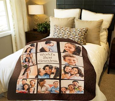 Walmart Digital Photo Center:Photo quilt....... GREAT Gift IDEA ...